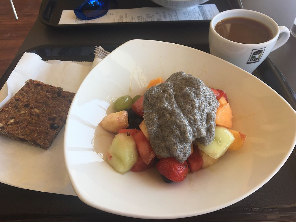 """Photo of Avril Supermarche Sante  by <a href=""""/members/profile/AliceBernier"""">AliceBernier</a> <br/>Chia pudding with fruits  <br/> August 27, 2017  - <a href='/contact/abuse/image/74215/297834'>Report</a>"""