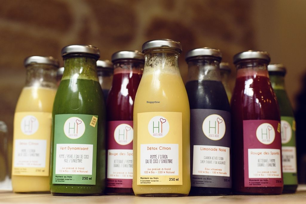 """Photo of Health Inside  by <a href=""""/members/profile/HealthInside"""">HealthInside</a> <br/>Organic cold pressed juice made everyday in the juice factory, <br/> May 30, 2016  - <a href='/contact/abuse/image/74243/151389'>Report</a>"""