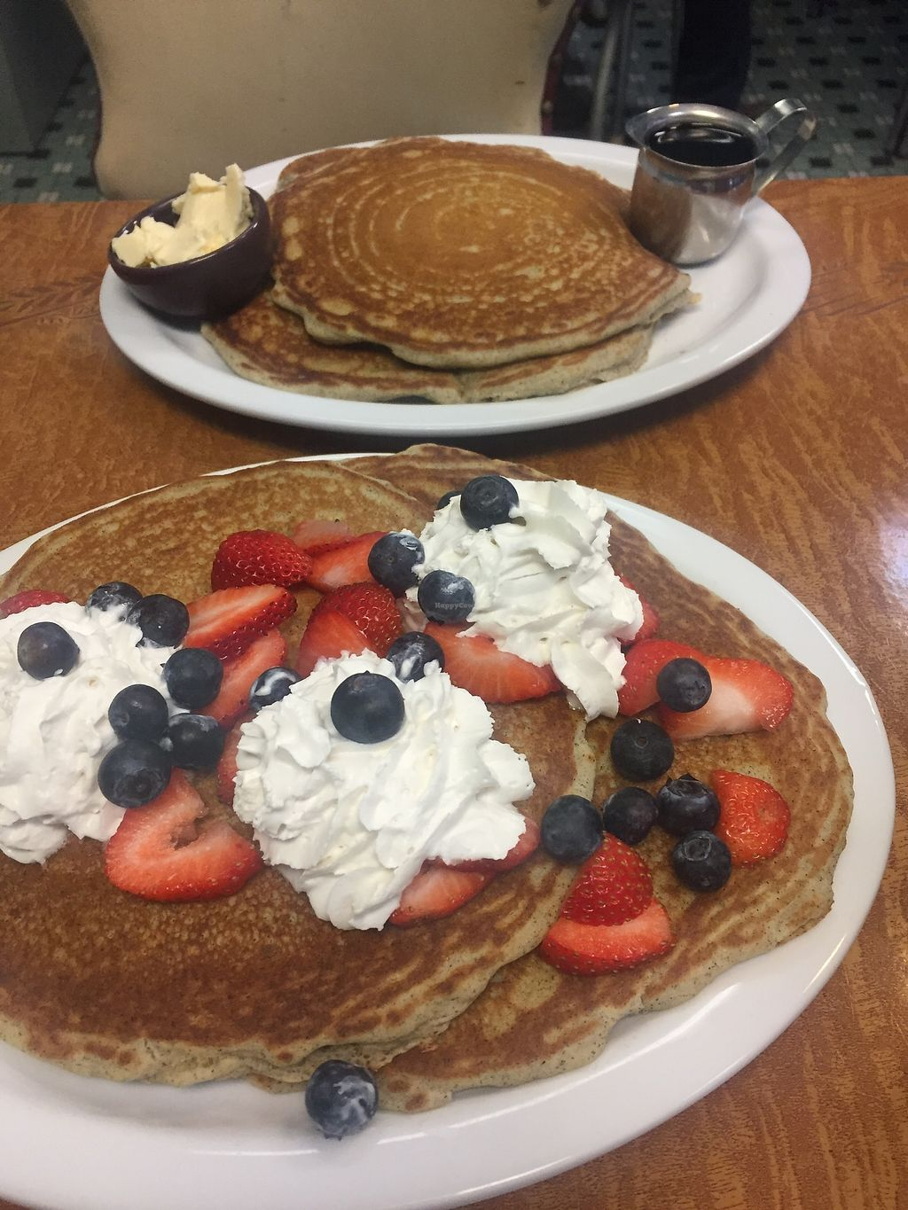 """Photo of The Tasty  by <a href=""""/members/profile/Kittybiscuit"""">Kittybiscuit</a> <br/>Pancakes <br/> November 11, 2017  - <a href='/contact/abuse/image/74254/324124'>Report</a>"""