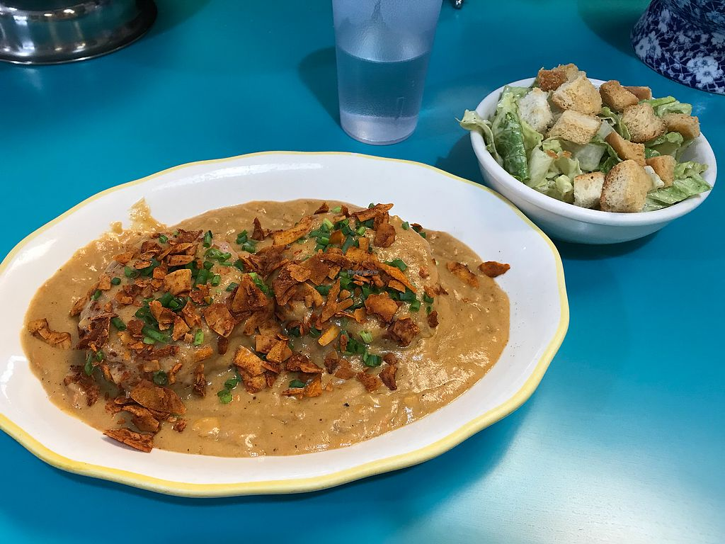 """Photo of The Tasty  by <a href=""""/members/profile/DanielleNau"""">DanielleNau</a> <br/>Bacun biscuits and gravy & a small Caesar  <br/> December 19, 2017  - <a href='/contact/abuse/image/74254/337322'>Report</a>"""