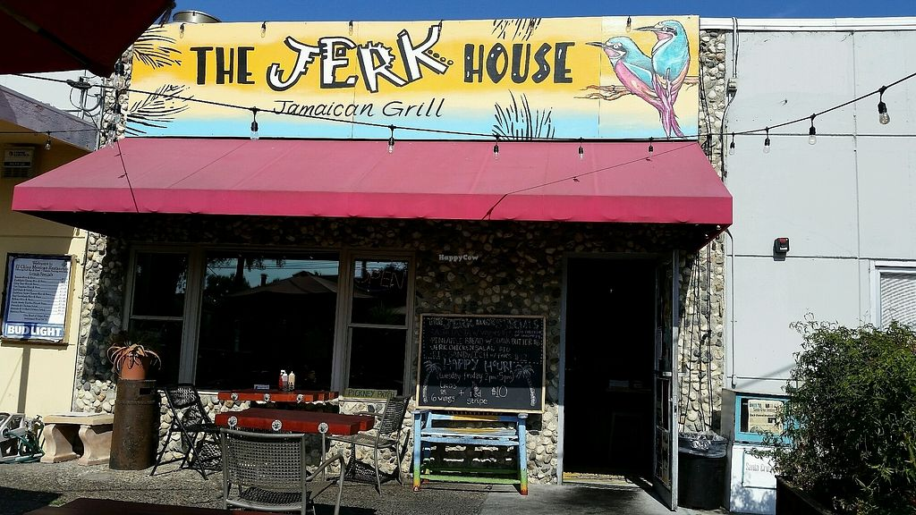 """Photo of The Jerk House  by <a href=""""/members/profile/Conniemm"""">Conniemm</a> <br/>outside <br/> October 18, 2017  - <a href='/contact/abuse/image/74259/316483'>Report</a>"""