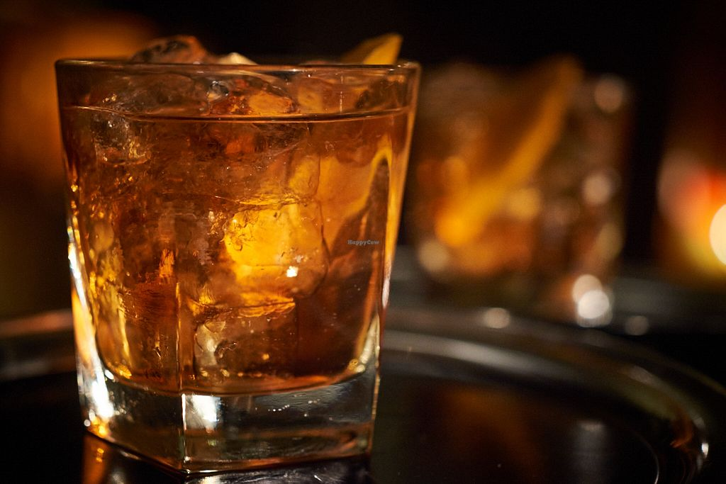 """Photo of CLOSED: Kitjn Cocktail Bar  by <a href=""""/members/profile/Storgaard"""">Storgaard</a> <br/>Old Fashioned <br/> July 8, 2016  - <a href='/contact/abuse/image/74272/158533'>Report</a>"""