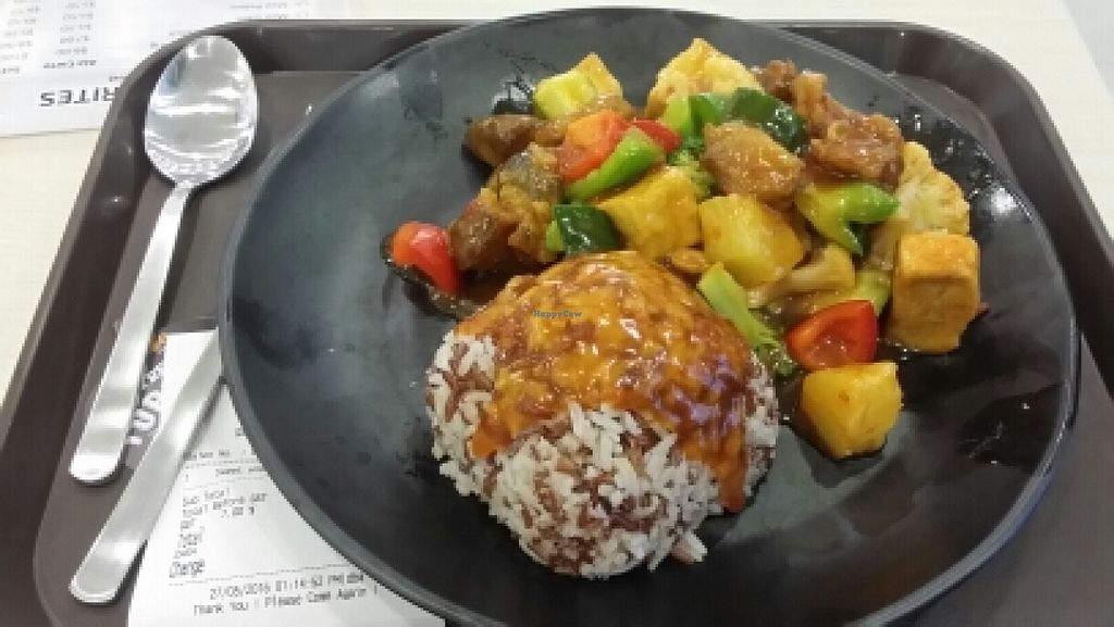 """Photo of CLOSED: GroVe  by <a href=""""/members/profile/KahHwee"""">KahHwee</a> <br/>Sweet and sour monkey-head mushroom rice <br/> May 30, 2016  - <a href='/contact/abuse/image/74279/151410'>Report</a>"""