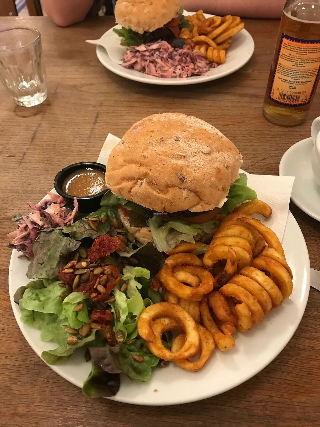 "Photo of Cafe Kino  by <a href=""/members/profile/RachelJenkins"">RachelJenkins</a> <br/>Kino classic and curly fries  <br/> April 16, 2018  - <a href='/contact/abuse/image/7428/386932'>Report</a>"
