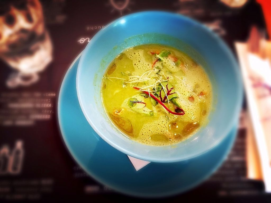 """Photo of Dobre Bistro  by <a href=""""/members/profile/jergusko"""">jergusko</a> <br/>delicious soups <br/> June 9, 2017  - <a href='/contact/abuse/image/74290/267312'>Report</a>"""