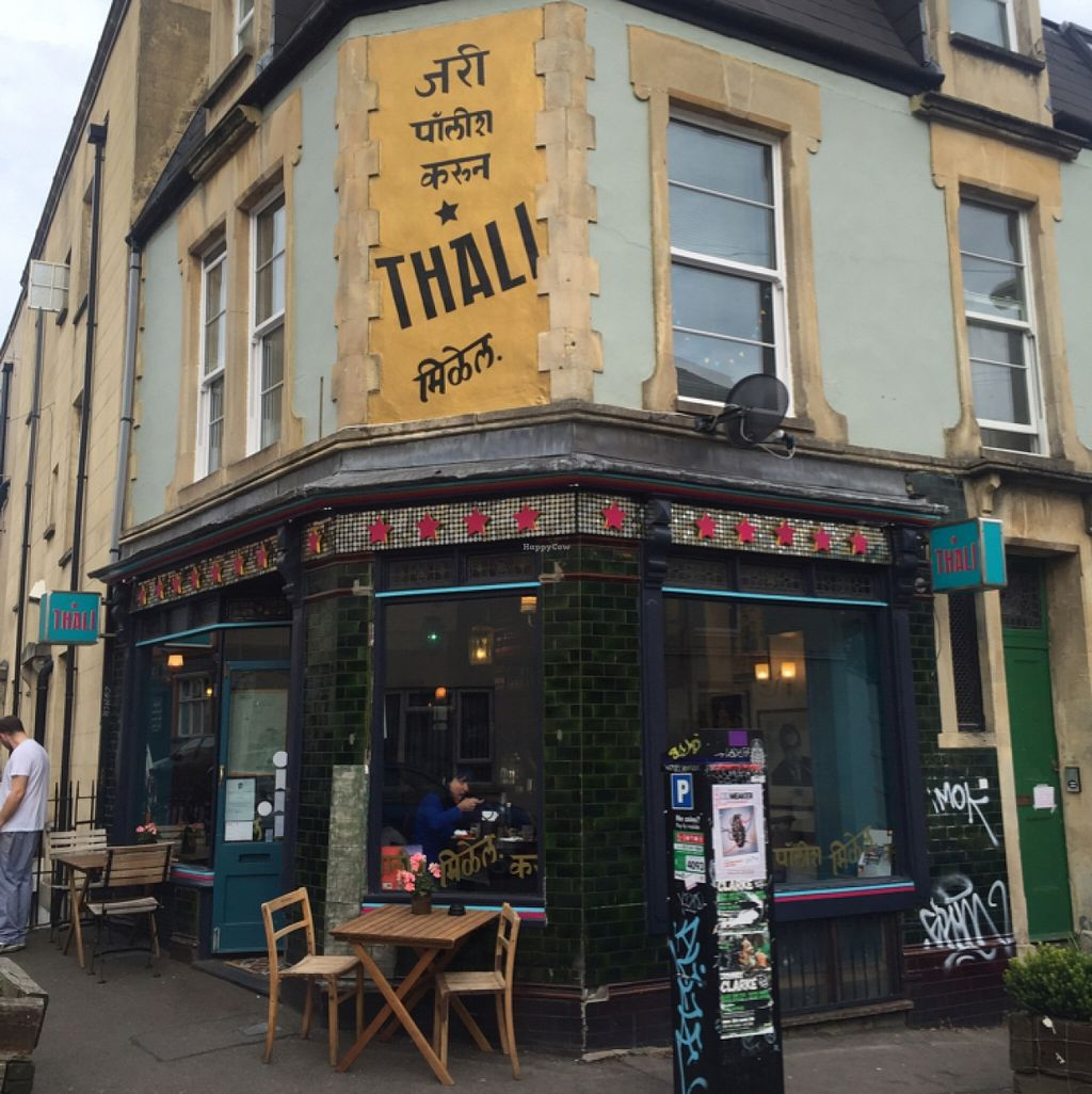"""Photo of Thali Cafe - Montpelier  by <a href=""""/members/profile/Dakini05"""">Dakini05</a> <br/>Thali Restaurant <br/> May 21, 2016  - <a href='/contact/abuse/image/7430/150069'>Report</a>"""