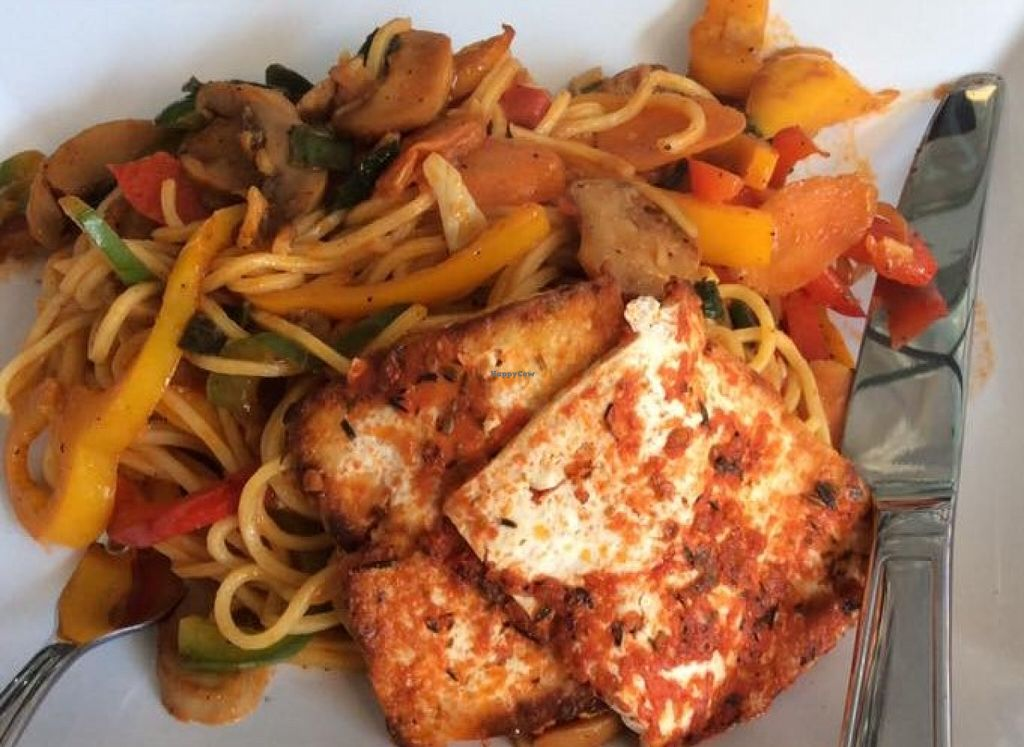 """Photo of Vegan hus Futurefood  by <a href=""""/members/profile/community"""">community</a> <br/>vegan stir fired noodles  <br/> June 3, 2016  - <a href='/contact/abuse/image/74321/151980'>Report</a>"""