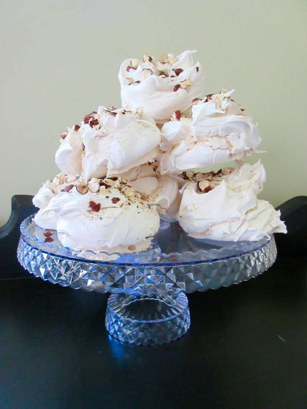 """Photo of Homebaked   by <a href=""""/members/profile/Emmagraham"""">Emmagraham</a> <br/>So Sweet.. hazelnut and cinnamon meringues <br/> May 29, 2016  - <a href='/contact/abuse/image/74342/151237'>Report</a>"""
