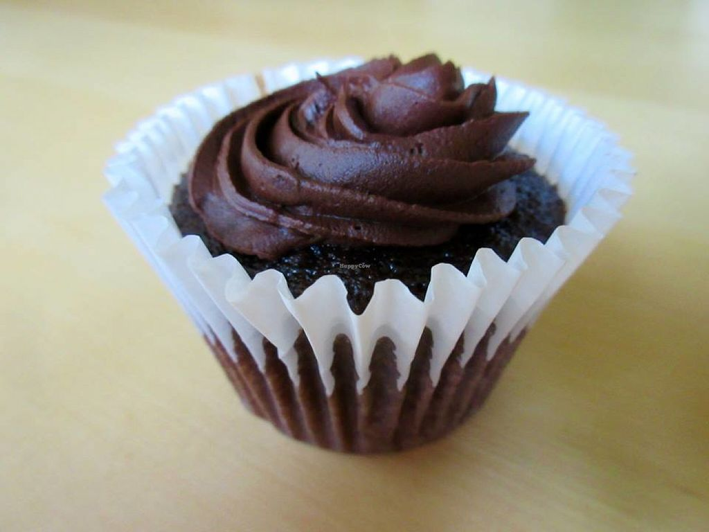 """Photo of Homebaked   by <a href=""""/members/profile/Emmagraham"""">Emmagraham</a> <br/>Vegan chocolate cupcake - Best in town!  <br/> May 29, 2016  - <a href='/contact/abuse/image/74342/151241'>Report</a>"""