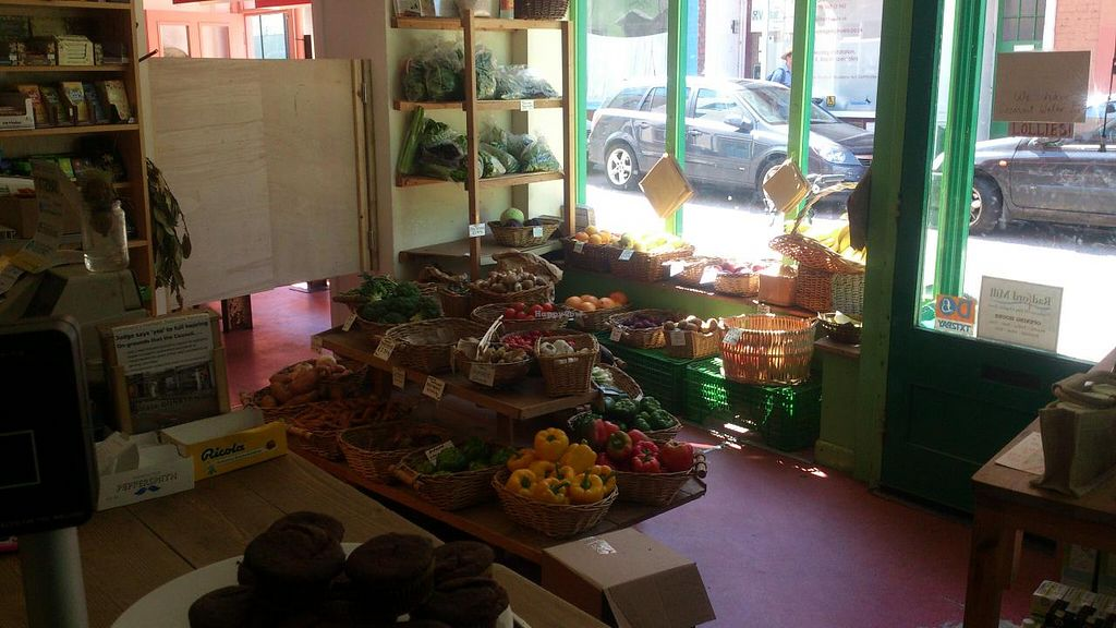 """Photo of Radford Mill Farm Shop  by <a href=""""/members/profile/mthauland"""">mthauland</a> <br/>Fresh vegetables and fruit <br/> July 13, 2014  - <a href='/contact/abuse/image/7436/73995'>Report</a>"""