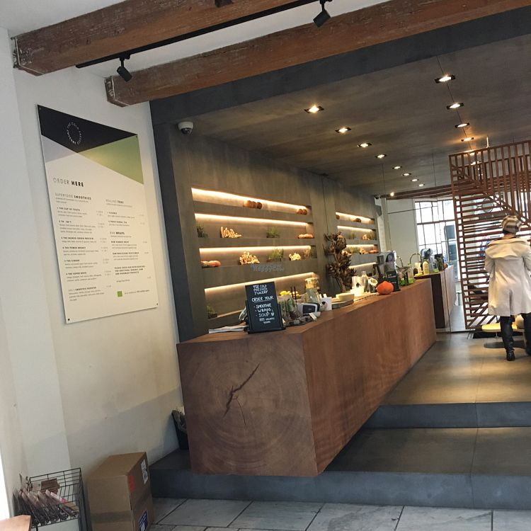 """Photo of The Cold Pressed Juicery - Herengracht  by <a href=""""/members/profile/KousKitchen"""">KousKitchen</a> <br/>designs <br/> October 27, 2016  - <a href='/contact/abuse/image/74394/184632'>Report</a>"""