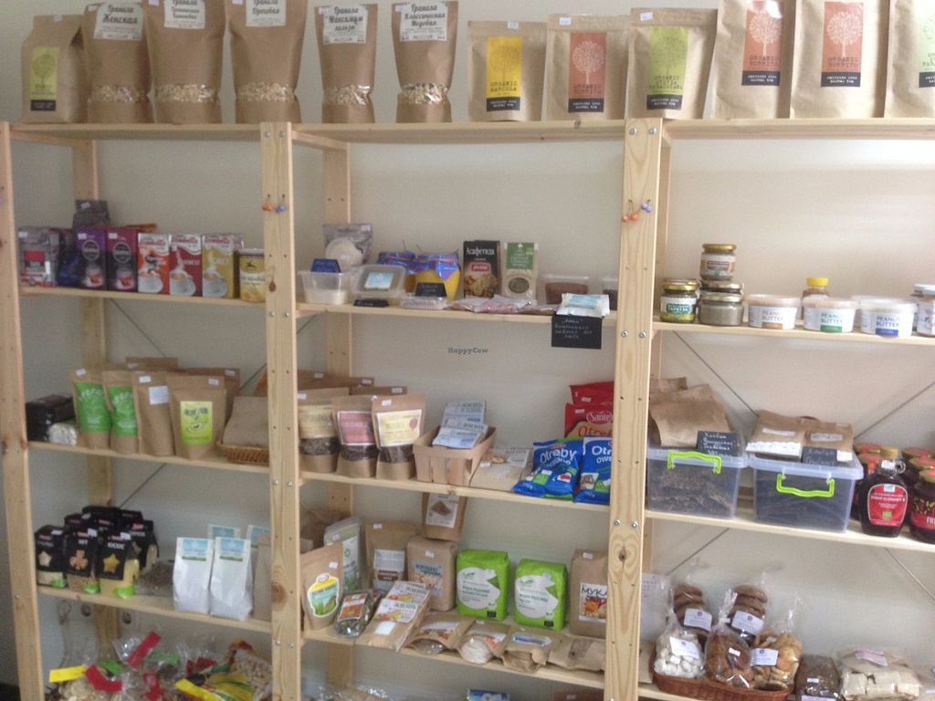 """Photo of CLOSED: Vegan Shop  by <a href=""""/members/profile/IrynaPietrova"""">IrynaPietrova</a> <br/>Inside <br/> May 30, 2016  - <a href='/contact/abuse/image/74424/151430'>Report</a>"""