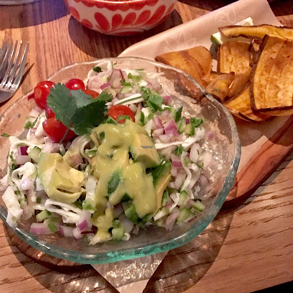 """Photo of Red Rock Hotel & Casino - Libre Mexican Cantina  by <a href=""""/members/profile/JSanchez487"""">JSanchez487</a> <br/>Coconut Ceviche <br/> January 30, 2017  - <a href='/contact/abuse/image/74436/219508'>Report</a>"""