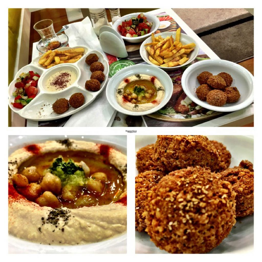"""Photo of Falafel  by <a href=""""/members/profile/HenryLand"""">HenryLand</a> <br/>falafel, and lots of it <br/> August 1, 2016  - <a href='/contact/abuse/image/74438/164342'>Report</a>"""