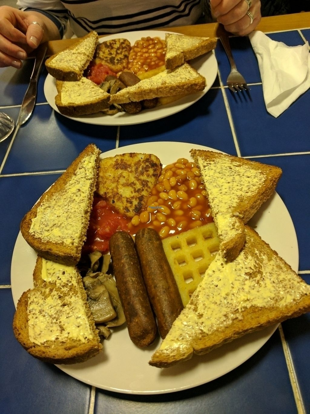 """Photo of Super Natural Kitchen  by <a href=""""/members/profile/FurryFury"""">FurryFury</a> <br/>Great start to the day! <br/> February 25, 2017  - <a href='/contact/abuse/image/74502/230287'>Report</a>"""