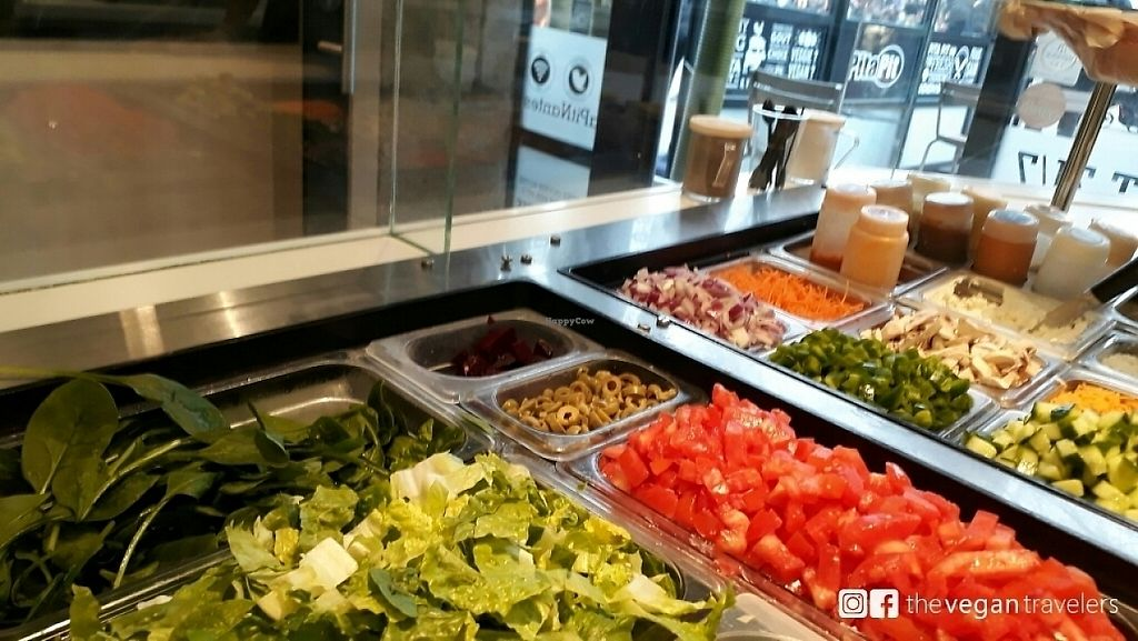 """Photo of Pita Pit  by <a href=""""/members/profile/thevegantravelers"""">thevegantravelers</a> <br/>Pita Pit <br/> June 2, 2017  - <a href='/contact/abuse/image/74532/265131'>Report</a>"""
