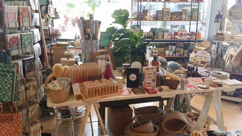 """Photo of Biome Eco Store  by <a href=""""/members/profile/Mike%20Munsie"""">Mike Munsie</a> <br/>inside 2 <br/> May 2, 2017  - <a href='/contact/abuse/image/74533/254877'>Report</a>"""