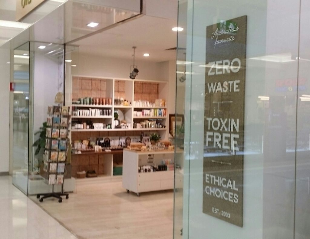 """Photo of Biome Eco Stores  by <a href=""""/members/profile/Mike%20Munsie"""">Mike Munsie</a> <br/>shop entrance <br/> May 4, 2017  - <a href='/contact/abuse/image/74537/255431'>Report</a>"""