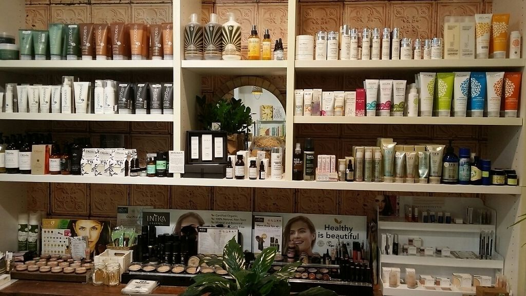 """Photo of Biome Eco Stores  by <a href=""""/members/profile/Mike%20Munsie"""">Mike Munsie</a> <br/>cosmetics <br/> May 4, 2017  - <a href='/contact/abuse/image/74537/255433'>Report</a>"""