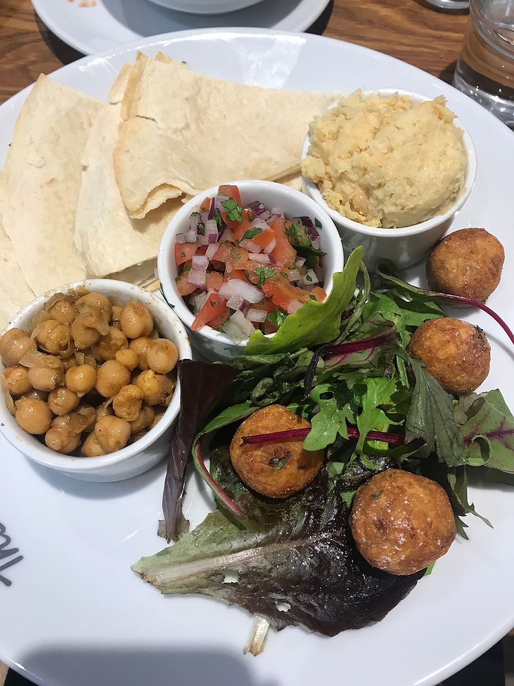 """Photo of The Forage  by <a href=""""/members/profile/MollySmith"""">MollySmith</a> <br/>The delicious vegan mezze board. I truly recommend it!  <br/> August 5, 2017  - <a href='/contact/abuse/image/74543/289006'>Report</a>"""