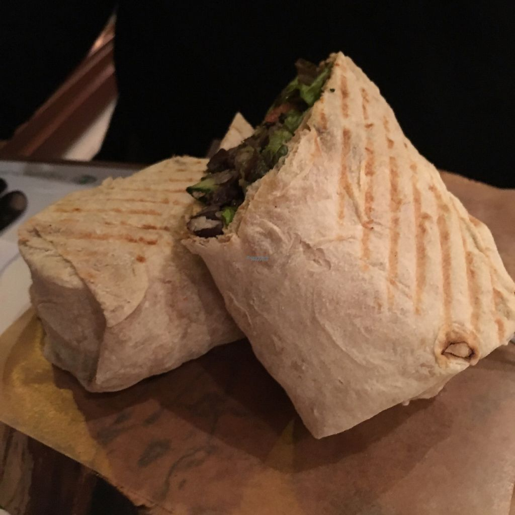 """Photo of True  by <a href=""""/members/profile/PaulLitwin"""">PaulLitwin</a> <br/>vegan burrito <br/> April 1, 2017  - <a href='/contact/abuse/image/74550/243458'>Report</a>"""