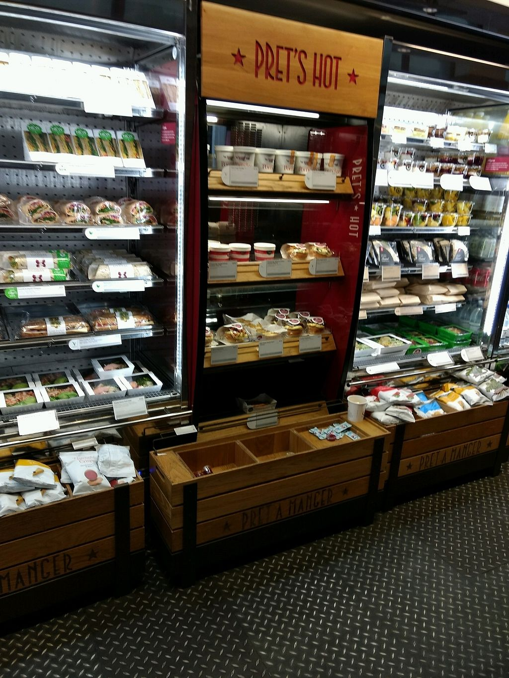 """Photo of Pret A Manger - Great Tower St  by <a href=""""/members/profile/craigmc"""">craigmc</a> <br/>breakfast <br/> October 17, 2017  - <a href='/contact/abuse/image/74560/316029'>Report</a>"""