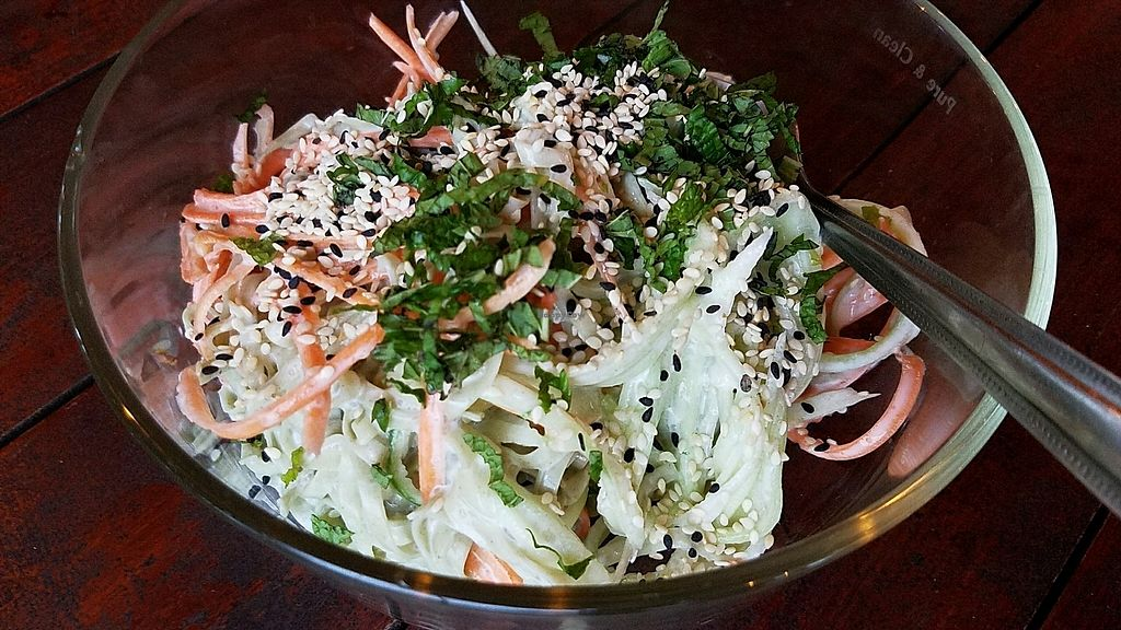"Photo of Evolution Yogi Cafe  by <a href=""/members/profile/eric"">eric</a> <br/>soba noodles <br/> January 11, 2018  - <a href='/contact/abuse/image/74570/345420'>Report</a>"