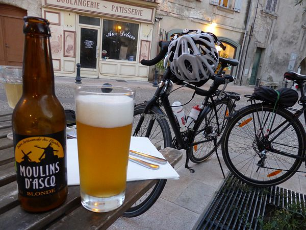 """Photo of Naturabsolu  by <a href=""""/members/profile/midlandspubs.co.uk"""">midlandspubs.co.uk</a> <br/>The restaurant is behind the bicycles but the bakery next door looks good too! <br/> September 5, 2016  - <a href='/contact/abuse/image/74572/173772'>Report</a>"""