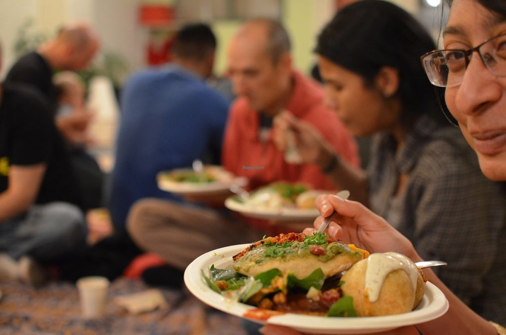 """Photo of The Loft Yoga Lounge  by <a href=""""/members/profile/Gokul"""">Gokul</a> <br/>Yummy Vegan/Veggie dinners! <br/> June 6, 2016  - <a href='/contact/abuse/image/74575/152498'>Report</a>"""