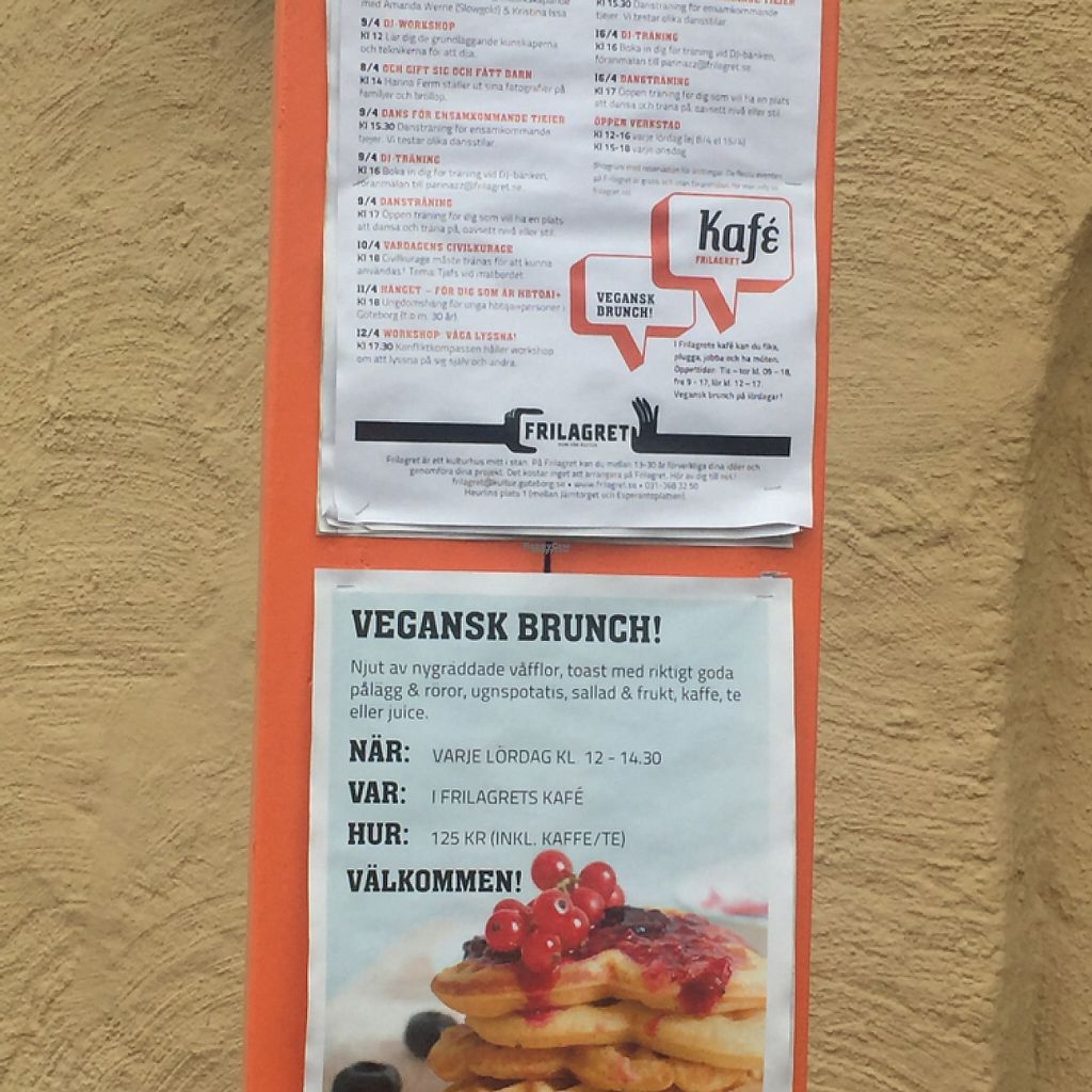 """Photo of Kafe Frilagret   by <a href=""""/members/profile/Peg-LamMa"""">Peg-LamMa</a> <br/>Menu but in Swedish only <br/> April 20, 2017  - <a href='/contact/abuse/image/74632/250214'>Report</a>"""