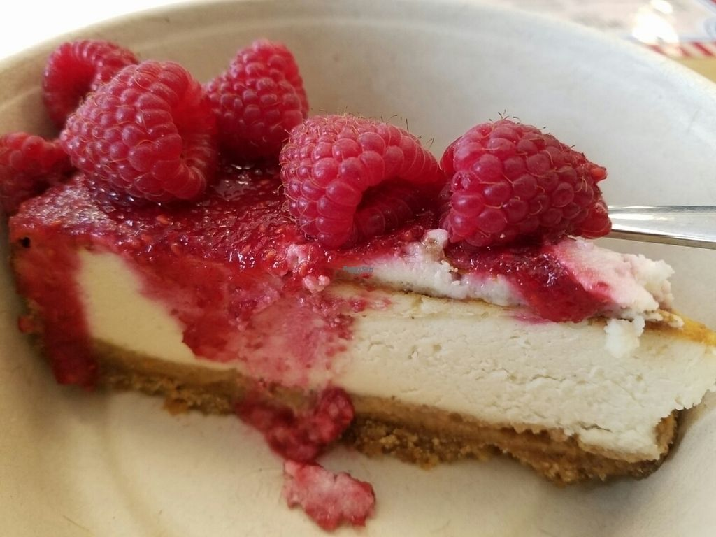 "Photo of Delivore Hornstull  by <a href=""/members/profile/EverydayTastiness"">EverydayTastiness</a> <br/>cheesecake <br/> August 20, 2016  - <a href='/contact/abuse/image/74666/170300'>Report</a>"