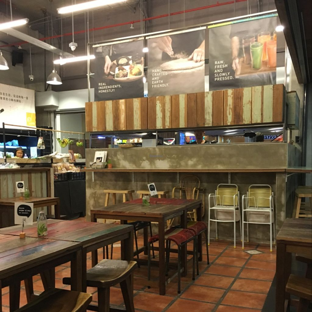 """Photo of Justlife Cafe  by <a href=""""/members/profile/Spaghetti_monster"""">Spaghetti_monster</a> <br/>inside seating  <br/> June 5, 2016  - <a href='/contact/abuse/image/74667/152368'>Report</a>"""