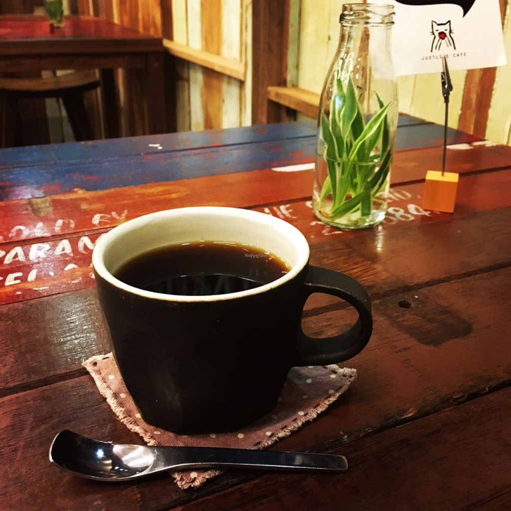 """Photo of Justlife Cafe  by <a href=""""/members/profile/Spaghetti_monster"""">Spaghetti_monster</a> <br/>homebrew coffee  <br/> June 5, 2016  - <a href='/contact/abuse/image/74667/152369'>Report</a>"""