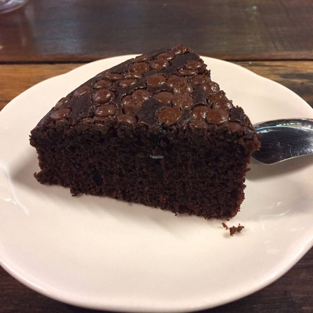 """Photo of Justlife Cafe  by <a href=""""/members/profile/NicB"""">NicB</a> <br/>Chocolate cake <br/> February 17, 2017  - <a href='/contact/abuse/image/74667/227335'>Report</a>"""