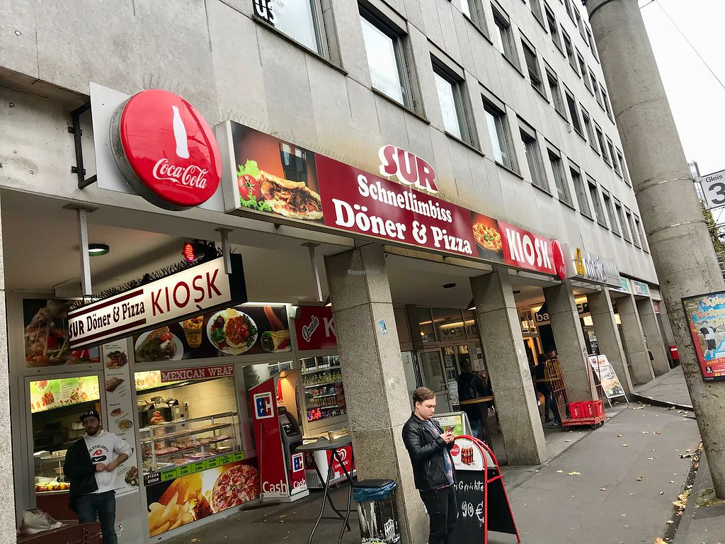 """Photo of Bahar Pizza & Döner  by <a href=""""/members/profile/marky_mark"""">marky_mark</a> <br/>outside <br/> October 28, 2017  - <a href='/contact/abuse/image/74701/319603'>Report</a>"""