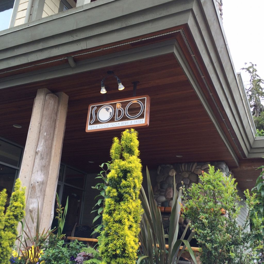 Photo of SoBo  by AlishaBrignall <br/>Restaurant Frontage <br/> June 22, 2016  - <a href='/contact/abuse/image/74706/155526'>Report</a>