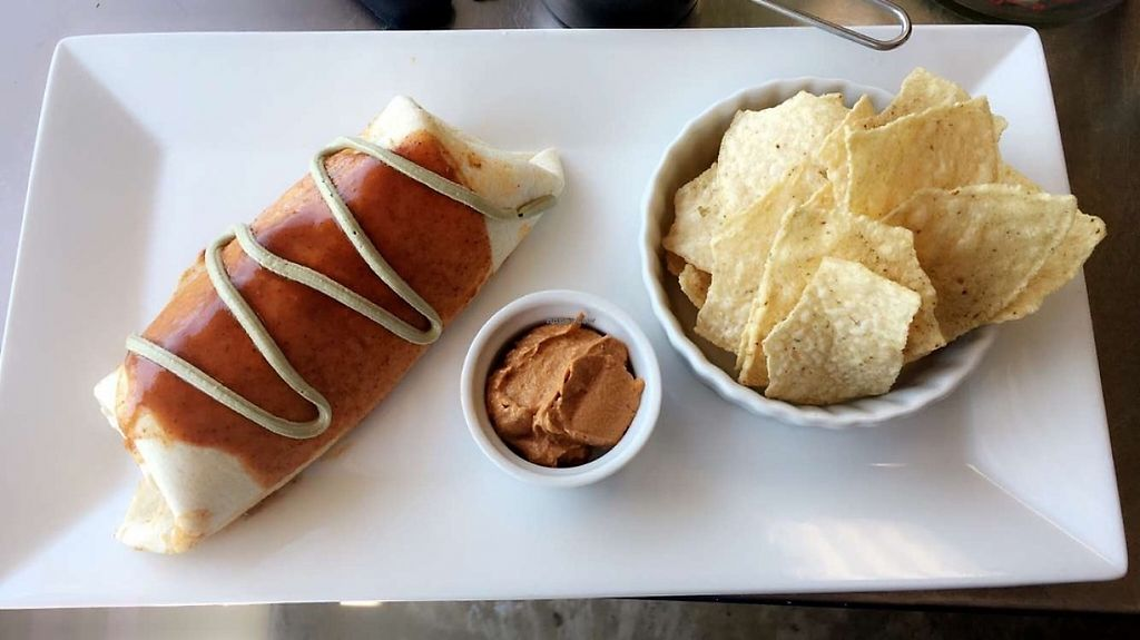 """Photo of CLOSED: Root  by <a href=""""/members/profile/JenniferR.89"""">JenniferR.89</a> <br/>The enchilada was simply amazing, and the """"chili cheese"""" dip served with it is to die for!! <br/> July 7, 2016  - <a href='/contact/abuse/image/74712/215208'>Report</a>"""