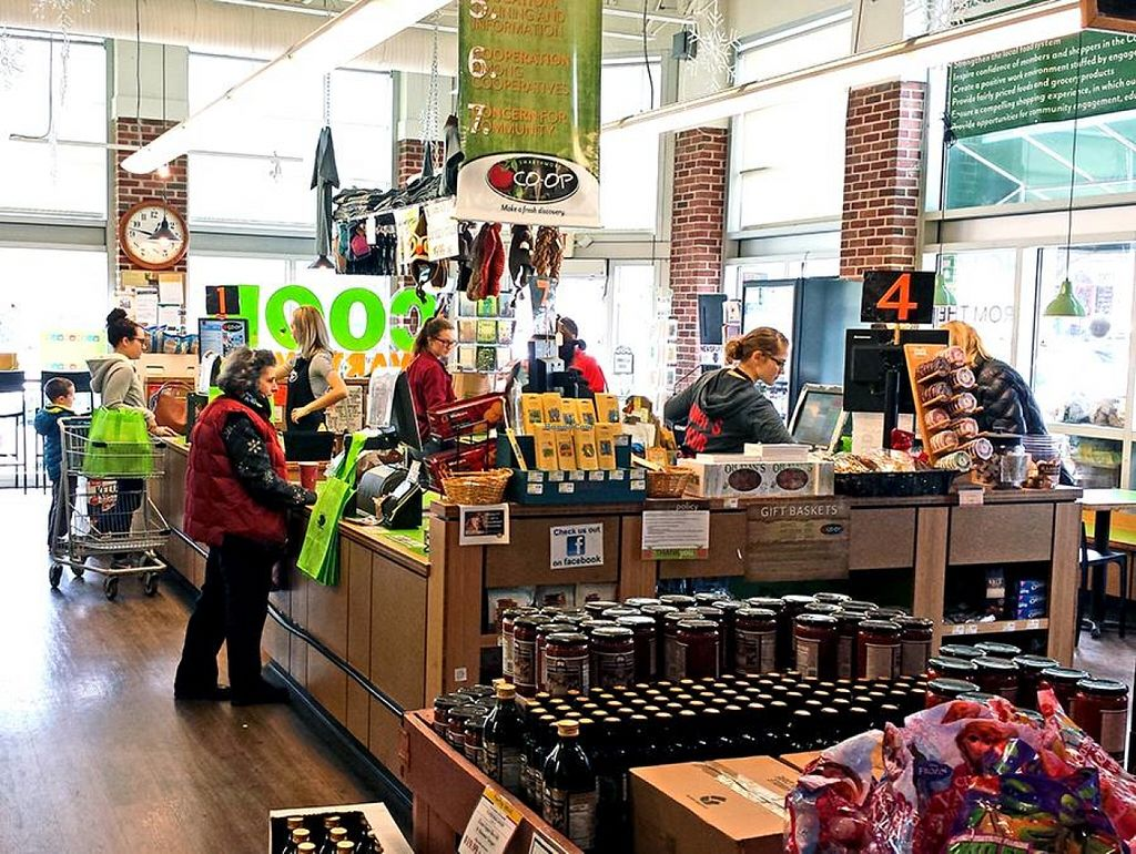 "Photo of Swarthmore Food Co-op  by <a href=""/members/profile/community"">community</a> <br/>Swarthmore Food Co-op <br/> June 5, 2016  - <a href='/contact/abuse/image/74714/152444'>Report</a>"