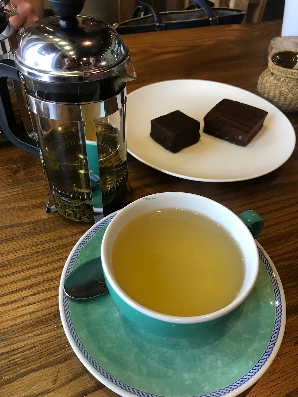 "Photo of Evergreen Organics  by <a href=""/members/profile/AshleighC"">AshleighC</a> <br/>The bounty bar and chocolate melt brownie <br/> February 23, 2018  - <a href='/contact/abuse/image/74739/362831'>Report</a>"