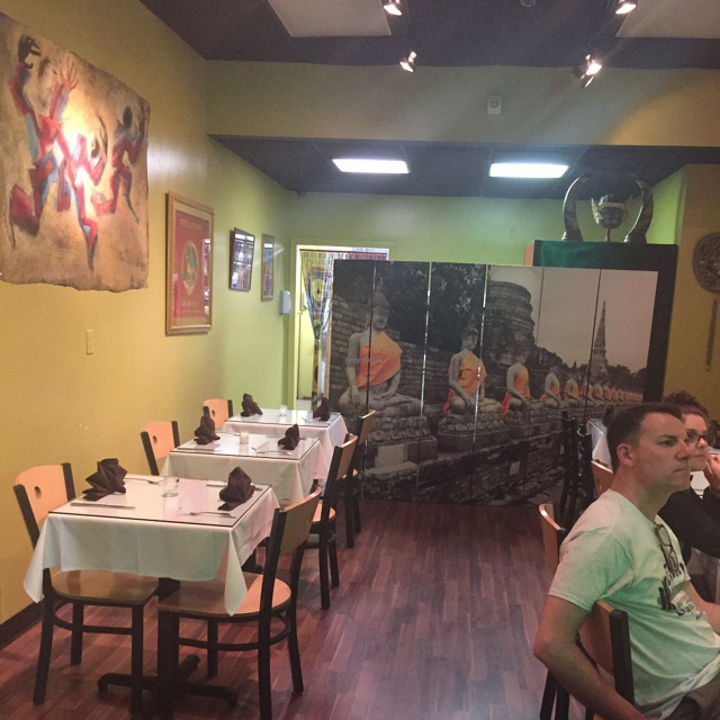 """Photo of Jay's Thai Kitchen  by <a href=""""/members/profile/Ellenkm"""">Ellenkm</a> <br/>very clean and nice <br/> June 26, 2016  - <a href='/contact/abuse/image/74740/156139'>Report</a>"""