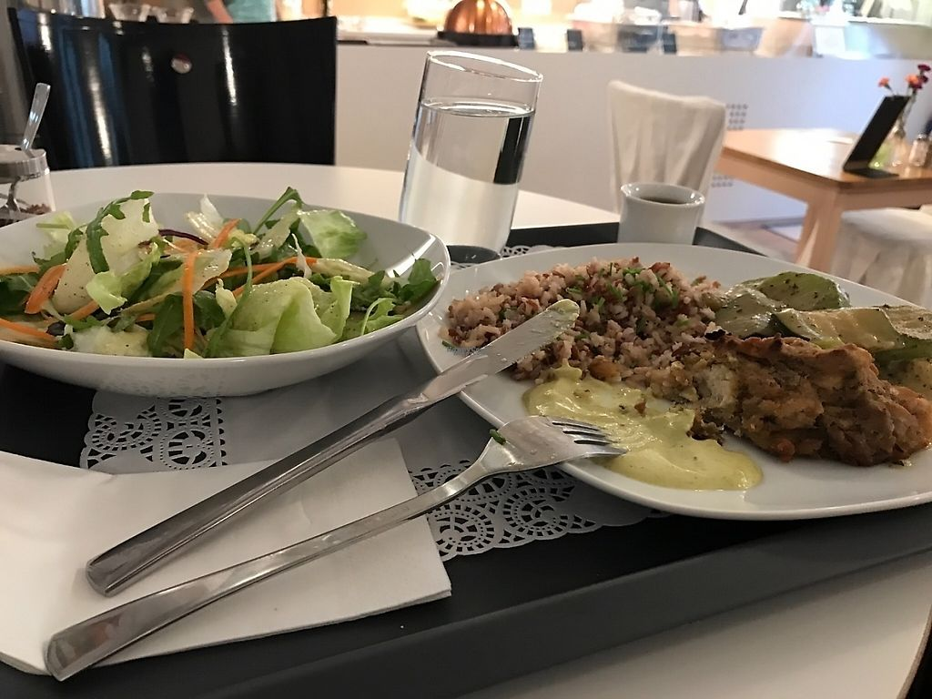 """Photo of Uli's Veganeria  by <a href=""""/members/profile/Dubi_Hubi"""">Dubi_Hubi</a> <br/>From today's menu! <br/> December 5, 2016  - <a href='/contact/abuse/image/74750/197673'>Report</a>"""