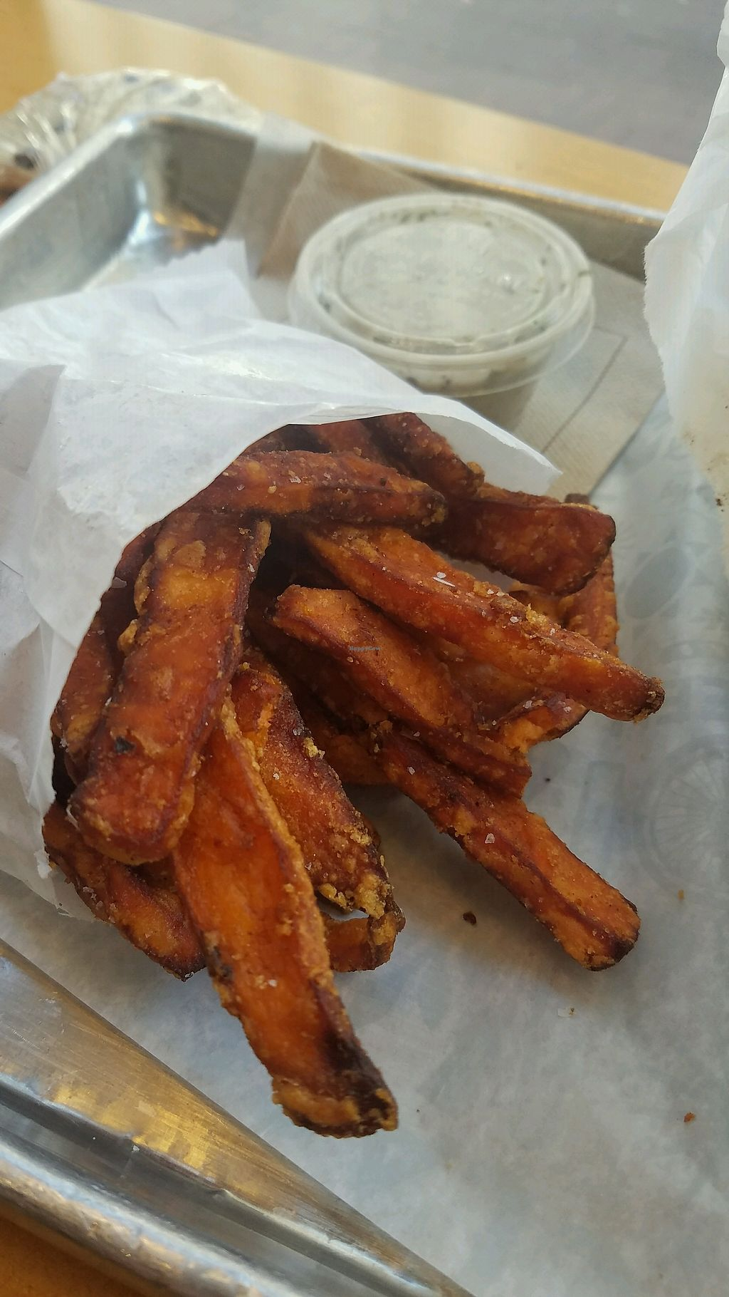 """Photo of HipCityVeg  by <a href=""""/members/profile/Sir.RyanJohnson"""">Sir.RyanJohnson</a> <br/>sweet potato fries  <br/> December 16, 2017  - <a href='/contact/abuse/image/74759/336188'>Report</a>"""