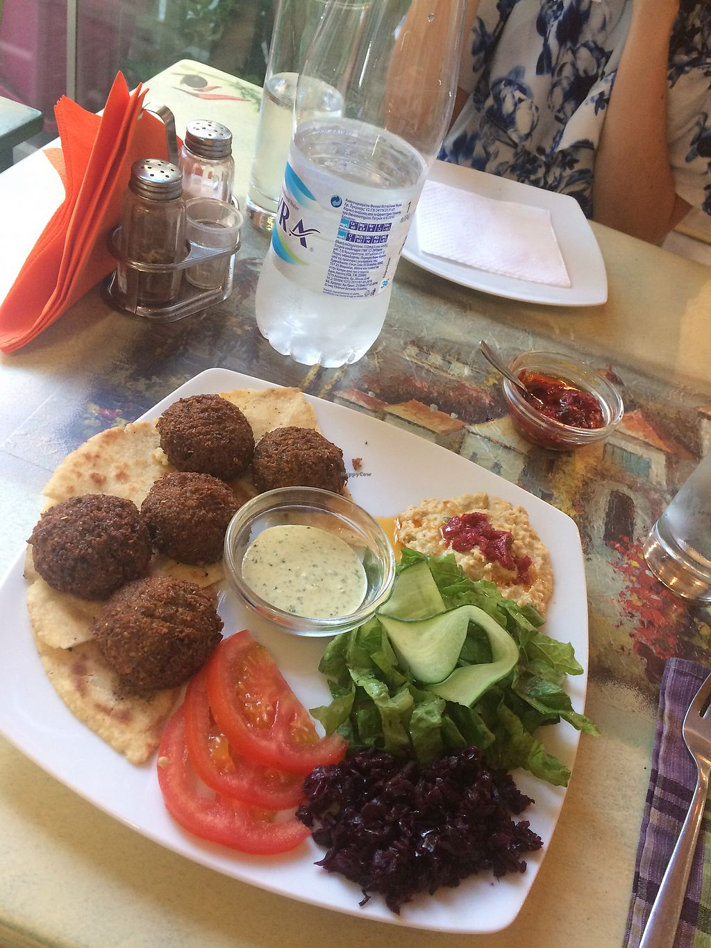 "Photo of Art of Falafel  by <a href=""/members/profile/AmieCraxton"">AmieCraxton</a> <br/>Falafel Plate <br/> June 25, 2017  - <a href='/contact/abuse/image/74771/273153'>Report</a>"