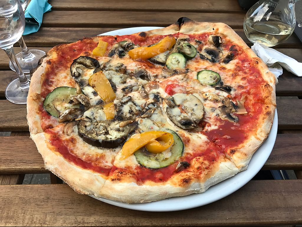 """Photo of Ai 6 Angoli  by <a href=""""/members/profile/danigil"""">danigil</a> <br/>Pizza 2 (in the menu says with legumes) <br/> June 11, 2017  - <a href='/contact/abuse/image/74783/268171'>Report</a>"""