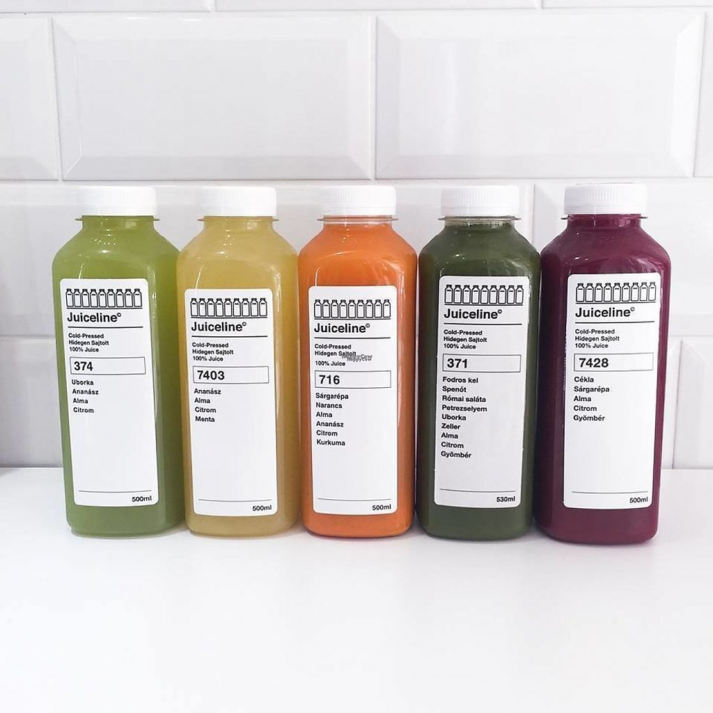 "Photo of The Juiceline  by <a href=""/members/profile/community"">community</a> <br/>fresh juices  <br/> March 30, 2017  - <a href='/contact/abuse/image/74827/242763'>Report</a>"