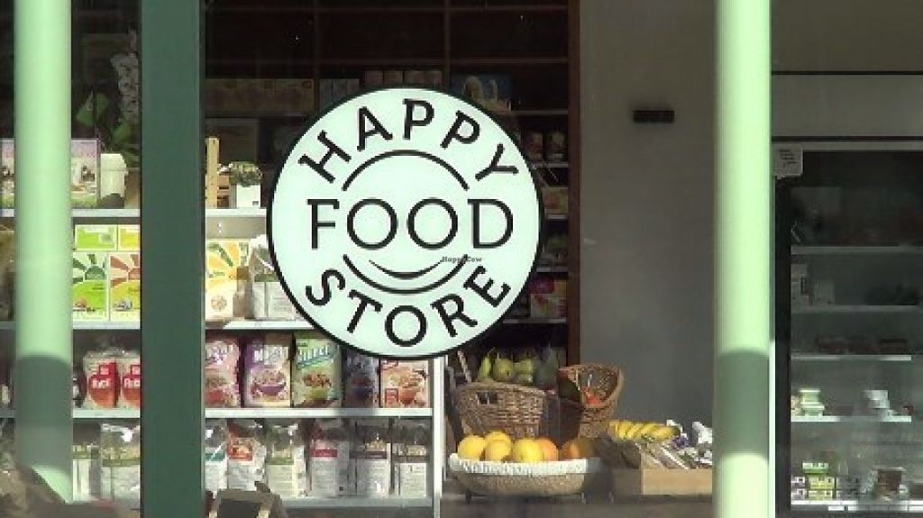 """Photo of CLOSED: Happy Food Store  by <a href=""""/members/profile/KrisRussel"""">KrisRussel</a> <br/>logo <br/> June 12, 2016  - <a href='/contact/abuse/image/74830/153613'>Report</a>"""