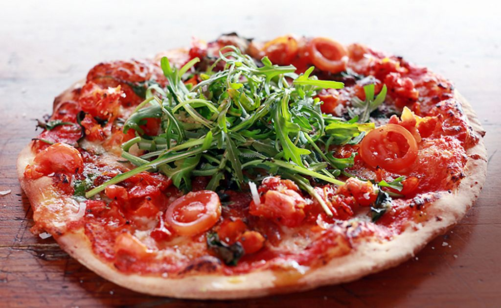 """Photo of Rocky Mount Lifestyle Health Center  by <a href=""""/members/profile/community"""">community</a> <br/>Cherry Tomato Pizza <br/> March 23, 2017  - <a href='/contact/abuse/image/74857/239842'>Report</a>"""