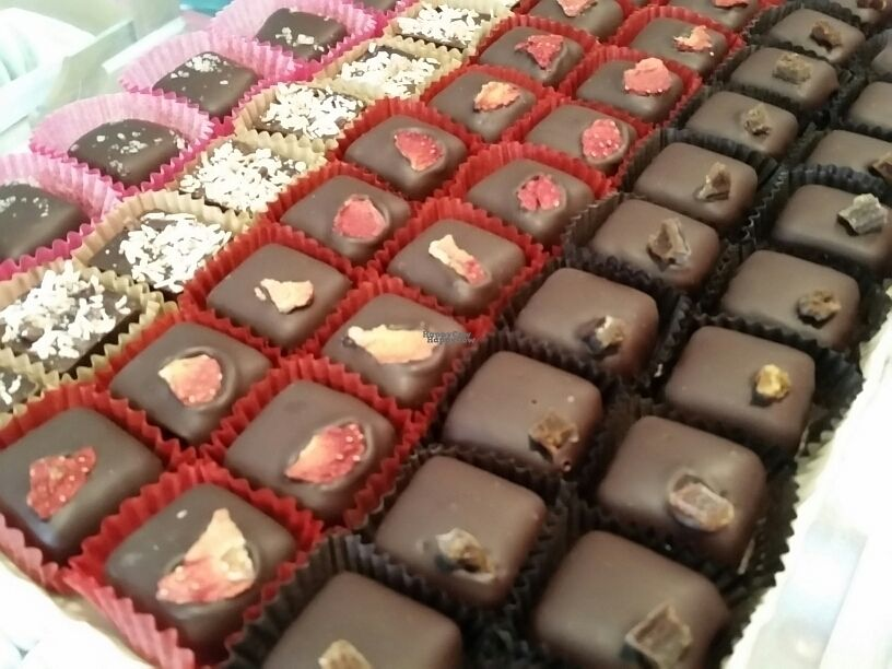 """Photo of Confectionery  by <a href=""""/members/profile/eric"""">eric</a> <br/>caramel, ginger, coconut, mixed chocolates <br/> September 8, 2016  - <a href='/contact/abuse/image/74864/174413'>Report</a>"""