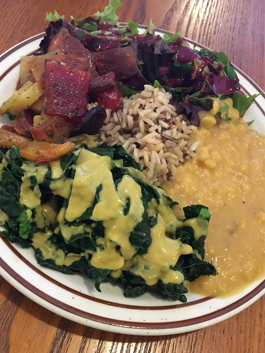 """Photo of Shangri-La Vegan - Telegraph  by <a href=""""/members/profile/Clean%26Green"""">Clean&Green</a> <br/>Yum! <br/> January 7, 2018  - <a href='/contact/abuse/image/74865/343807'>Report</a>"""