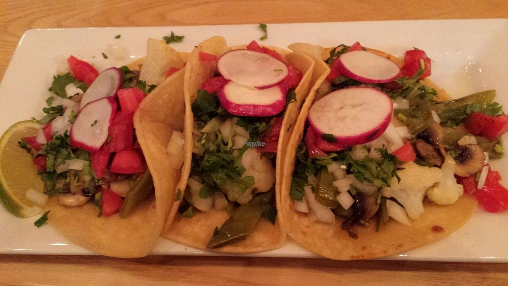 "Photo of La Dona  by <a href=""/members/profile/American%20Vegan"">American Vegan</a> <br/>Cactus tacos <br/> September 2, 2016  - <a href='/contact/abuse/image/74909/173048'>Report</a>"